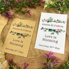Load image into Gallery viewer, Love Is Blooming - Wedding Favours-7-The Persnickety Co