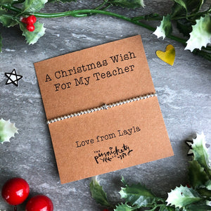 A Christmas Wish For My Teacher-2-The Persnickety Co
