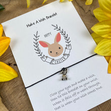 Load image into Gallery viewer, Happy Easter Wish Bracelet-2-The Persnickety Co