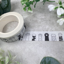 Load image into Gallery viewer, Cute Cat Paw Washi Tape