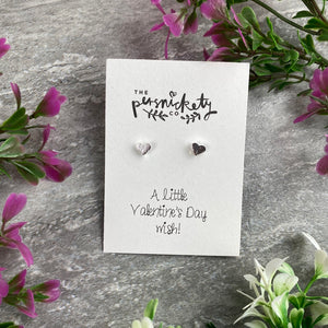 A Little Valentine's Day Wish-4-The Persnickety Co