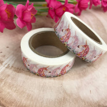 Load image into Gallery viewer, Summer Unicorn Washi Tape-The Persnickety Co