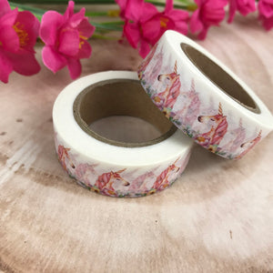 Summer Unicorn Washi Tape-The Persnickety Co