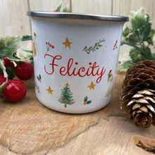 Load image into Gallery viewer, Nutcracker Personalised Enamel Mug-The Persnickety Co
