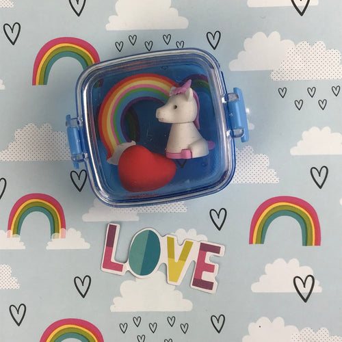 Magical Unicorn Mini Eraser Set-The Persnickety Co