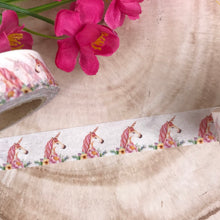 Load image into Gallery viewer, Summer Unicorn Washi Tape-7-The Persnickety Co