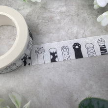 Load image into Gallery viewer, Cute Cat Paw Washi Tape-The Persnickety Co