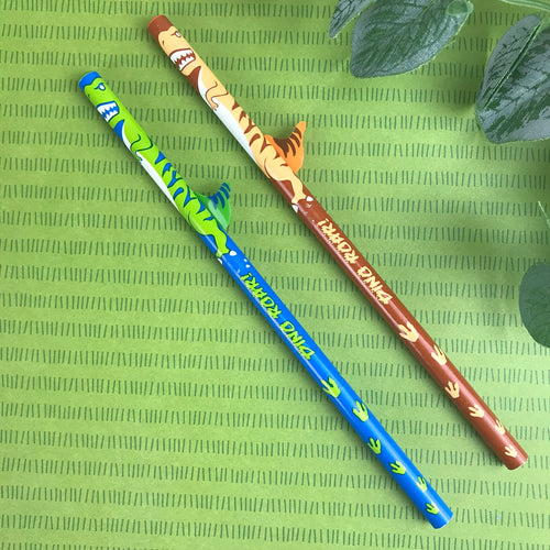 Cool Dino Roar Pencil-The Persnickety Co