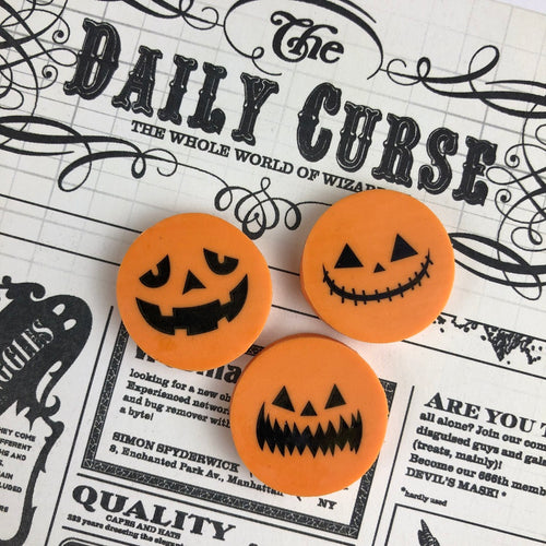 Pumpkin Eraser-The Persnickety Co