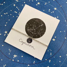 Load image into Gallery viewer, Zodiac Bracelet - Capricorn-The Persnickety Co