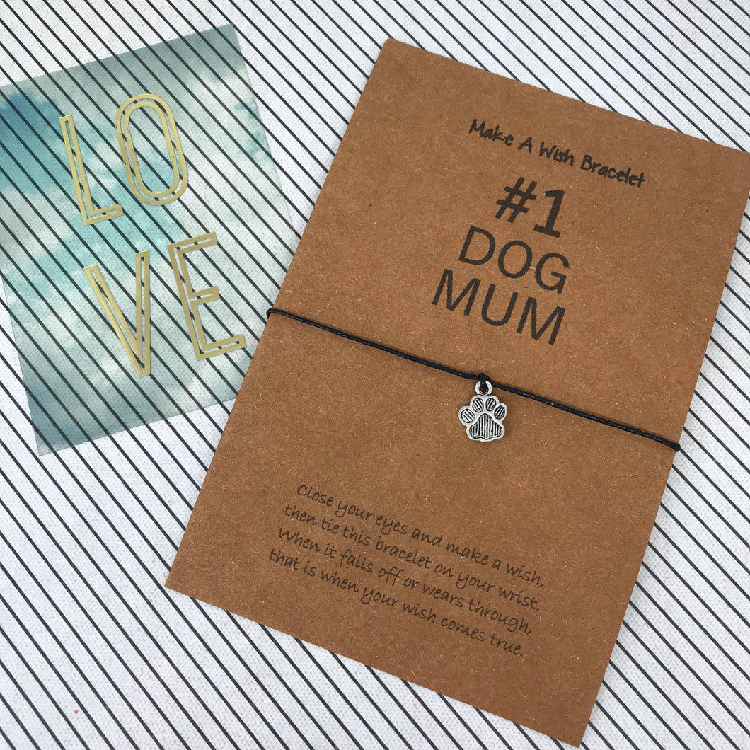 #1 Dog Mum-The Persnickety Co