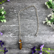 Load image into Gallery viewer, Crystal Necklace - A Little Wish To Overcome Anxiety-7-The Persnickety Co