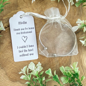 Knot Bangle - Bridesmaid Thank You-9-The Persnickety Co