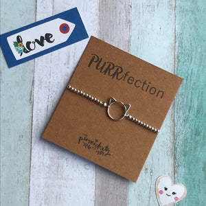 PURRfection Beaded Charm Bracelet-5-The Persnickety Co