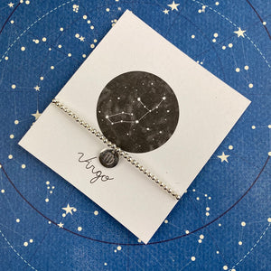 Zodiac Bracelet - Virgo-The Persnickety Co