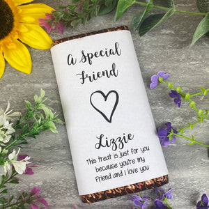 A Special Friend Chocolate Bar-The Persnickety Co