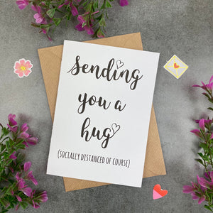 Sending You A Hug (Socially Distanced Of Course) Card-5-The Persnickety Co
