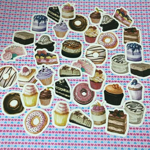 Cake Stickers-The Persnickety Co