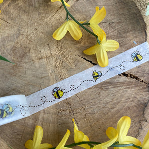 Bumble Bee Washi Tape