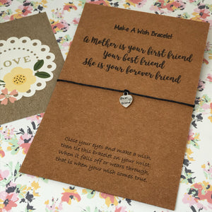A Mother Is Your First Friend, Your Best Friend, She Is Your Forever Friend-The Persnickety Co