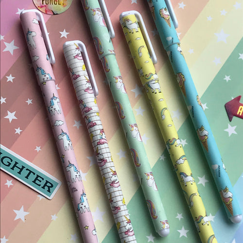 Everyday Unicorn Gel Pen-The Persnickety Co