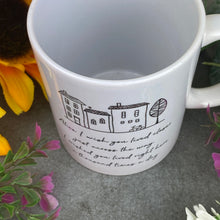 Load image into Gallery viewer, I Wish You Lived Closer Personalised Mug