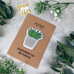 Cactus Sticky Notes-3-The Persnickety Co