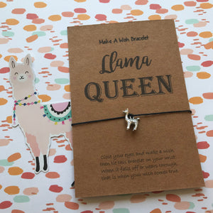 Llama Queen-The Persnickety Co