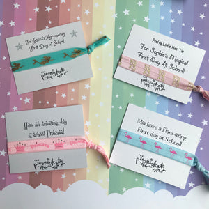 Back To School Hair Ties-2-The Persnickety Co