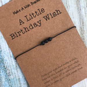 A Little Birthday Wish-4-The Persnickety Co
