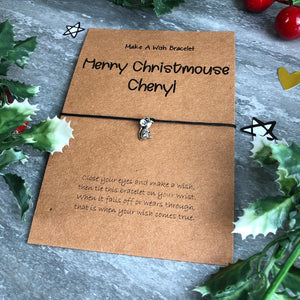 Merry Christmouse Wish Bracelet-10-The Persnickety Co