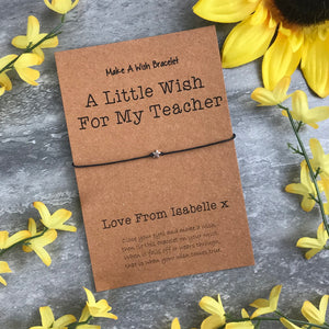 A Little Wish For A Teacher-2-The Persnickety Co
