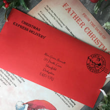 Load image into Gallery viewer, Letter From Father Christmas-7-The Persnickety Co