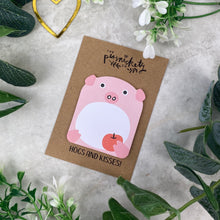 Load image into Gallery viewer, Cute Pig Sticky Note-4-The Persnickety Co