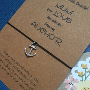 Mum Your Love Has Always Been My Anchor-2-The Persnickety Co