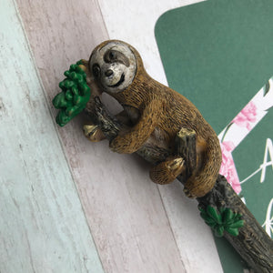 Cute Sloth Pen-9-The Persnickety Co