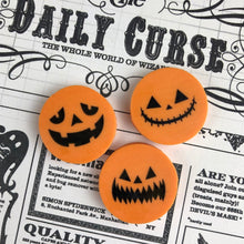 Load image into Gallery viewer, Pumpkin Eraser-4-The Persnickety Co