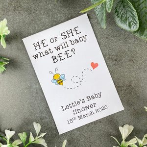 He Or She What Will Baby Bee?-4-The Persnickety Co