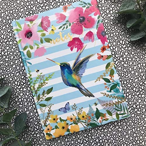 A5 Hummingbird Notebook-The Persnickety Co