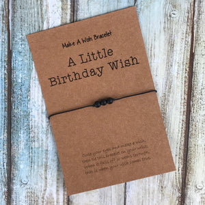 A Little Birthday Wish-The Persnickety Co