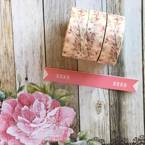 Cherry Blossom Washi Tape-The Persnickety Co