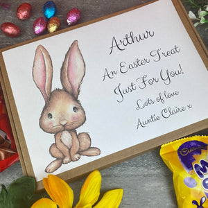 Happy Easter Personalised Chocolate Box