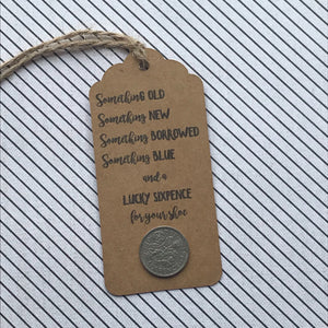 Lucky Sixpence For Bride-3-The Persnickety Co