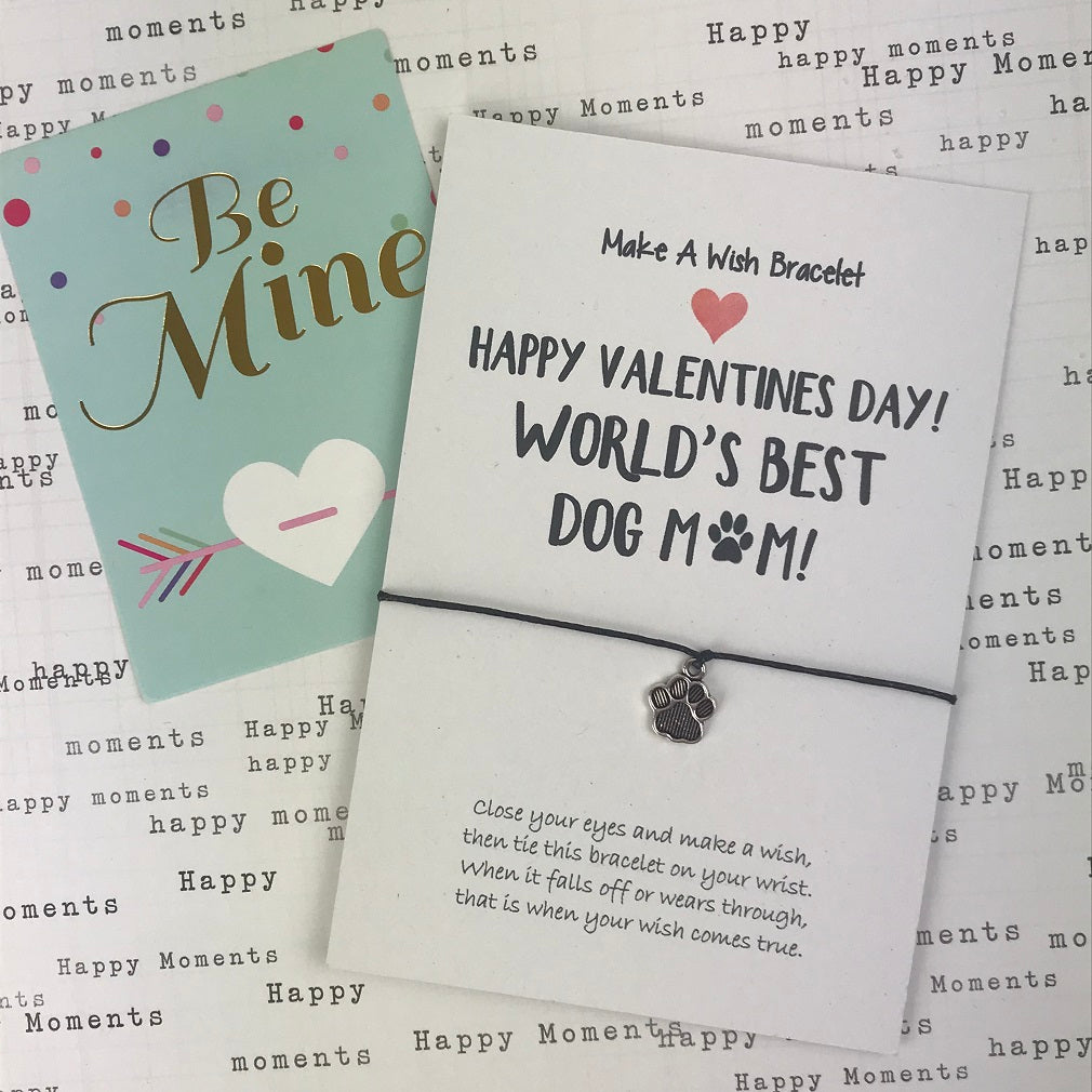 Happy Valentine's Day To The World's Best Dog Mum-The Persnickety Co