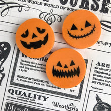 Load image into Gallery viewer, Pumpkin Eraser-6-The Persnickety Co