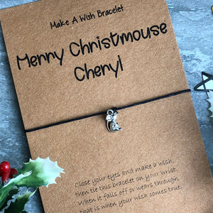 Merry Christmouse Wish Bracelet-4-The Persnickety Co