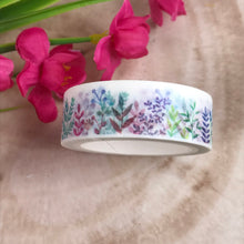 Load image into Gallery viewer, Colourful Plant Washi Tape-2-The Persnickety Co