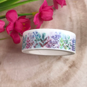 Colourful Plant Washi Tape-2-The Persnickety Co