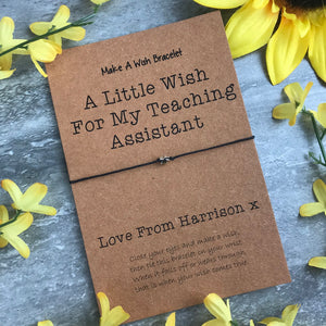 A Little Wish For My Teaching Assistant-7-The Persnickety Co