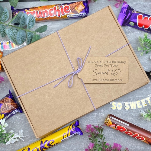 Sweet 16th Chocolate Box-The Persnickety Co